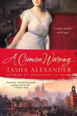 A Crimson Warning By Alexander, Tasha